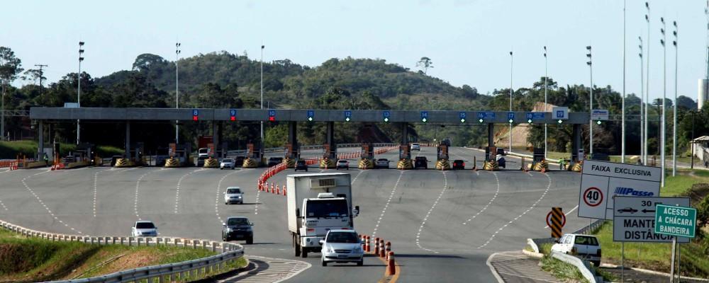 Resultado de imagem para Pedágio Bahia Norte