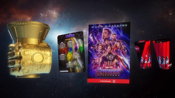 Cinemark prepara sessão exclusiva para estreia de 'Vingadores: Ultimato' 2