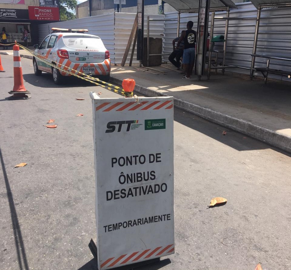 Vendedores ambulantes do ponto do central são relocados para outras áreas 2